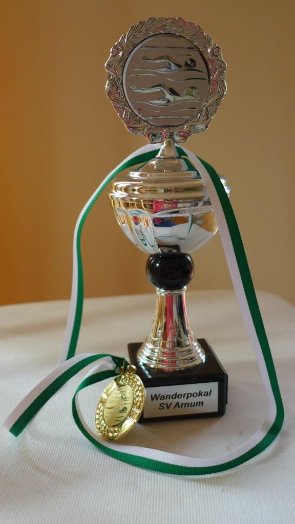 Pokal SV Arnum 2013, vorne